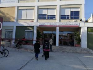 """""""Facultat Ciencies de l'Educació i Psicologia. URV. Campus Catalunya"""""""